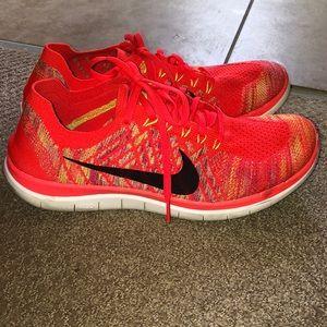 Men's Nike Flyknit shoe